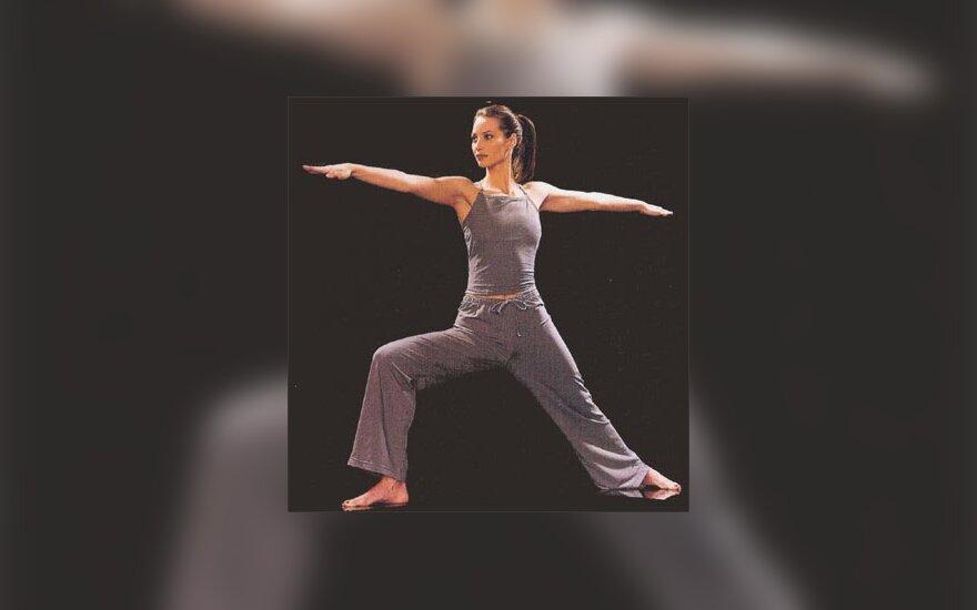 ar joga naudinga širdies sveikatai sinusinė hipertenzija