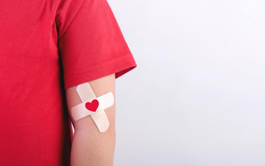 ar įmanoma būti donoru, sergančiu hipertenzija