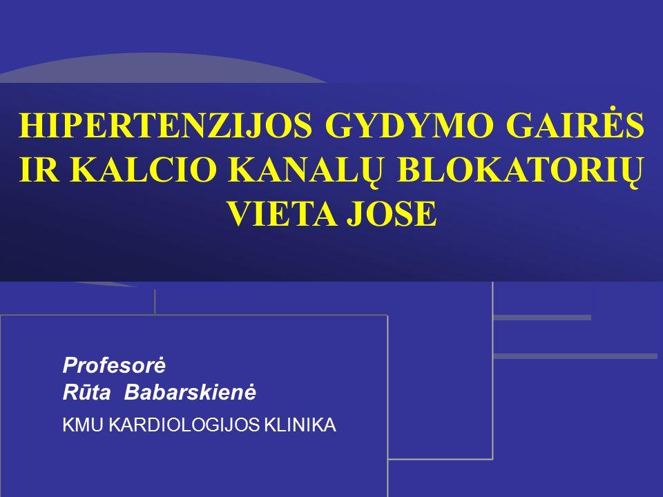 biologiniai hipertenzijos židiniai)