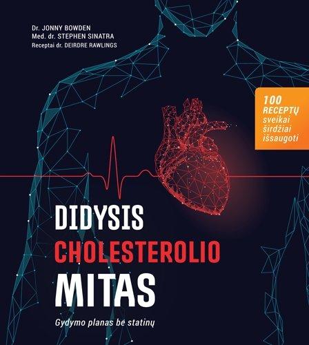 cholesterolio poveikis širdžiai)