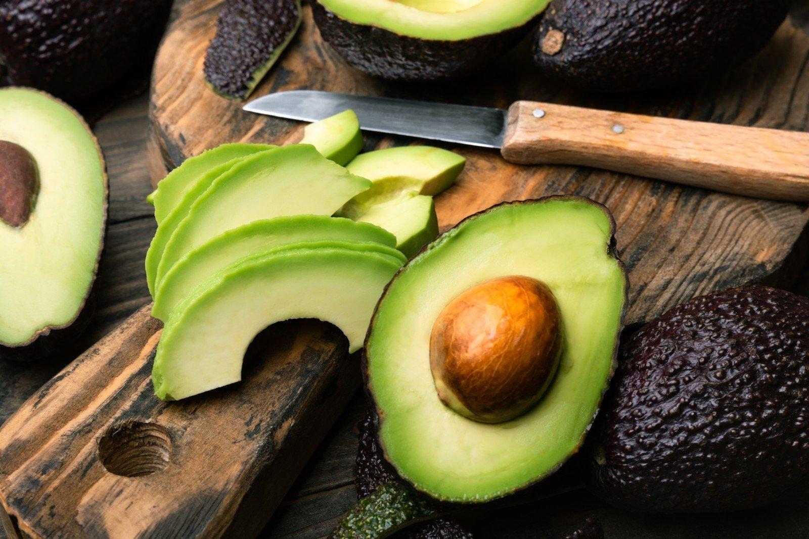 avokadų širdies sveikata