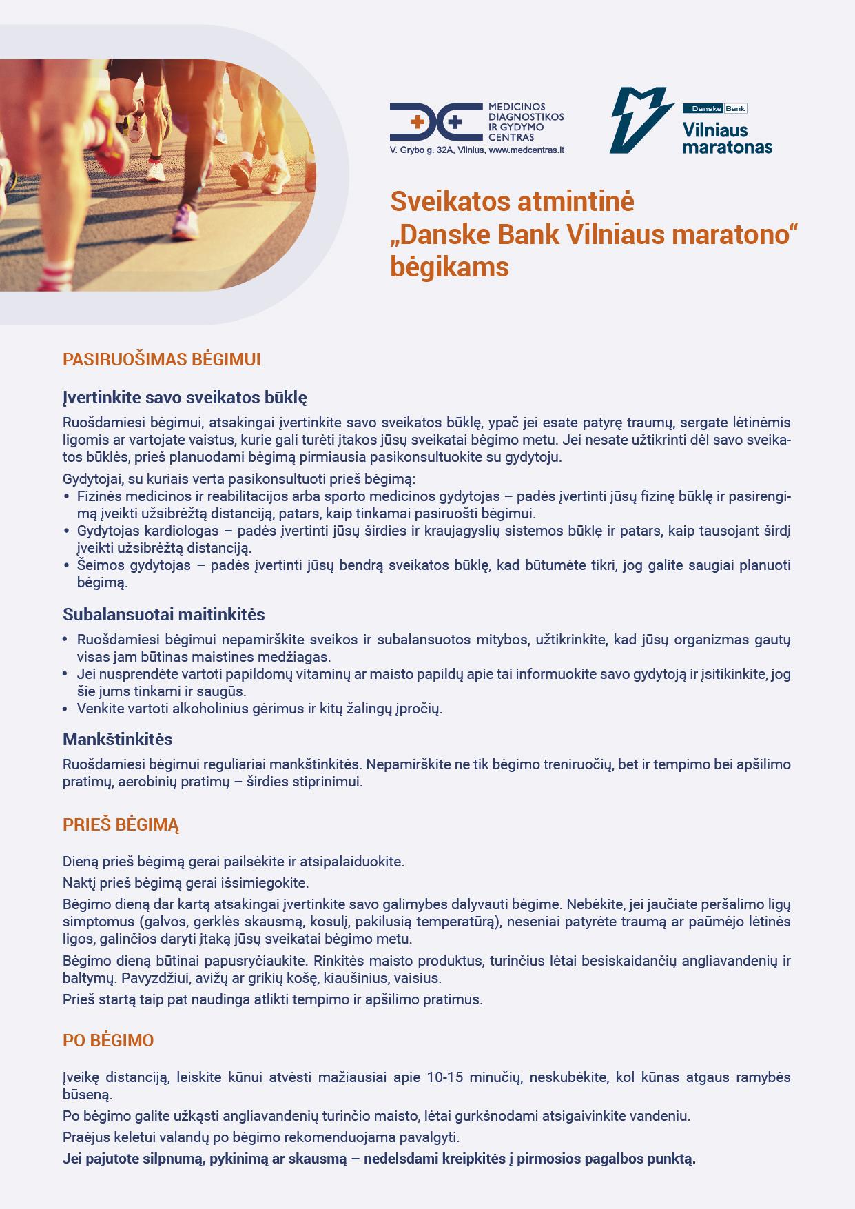 Bėgimas - sveikata | eagles.lt