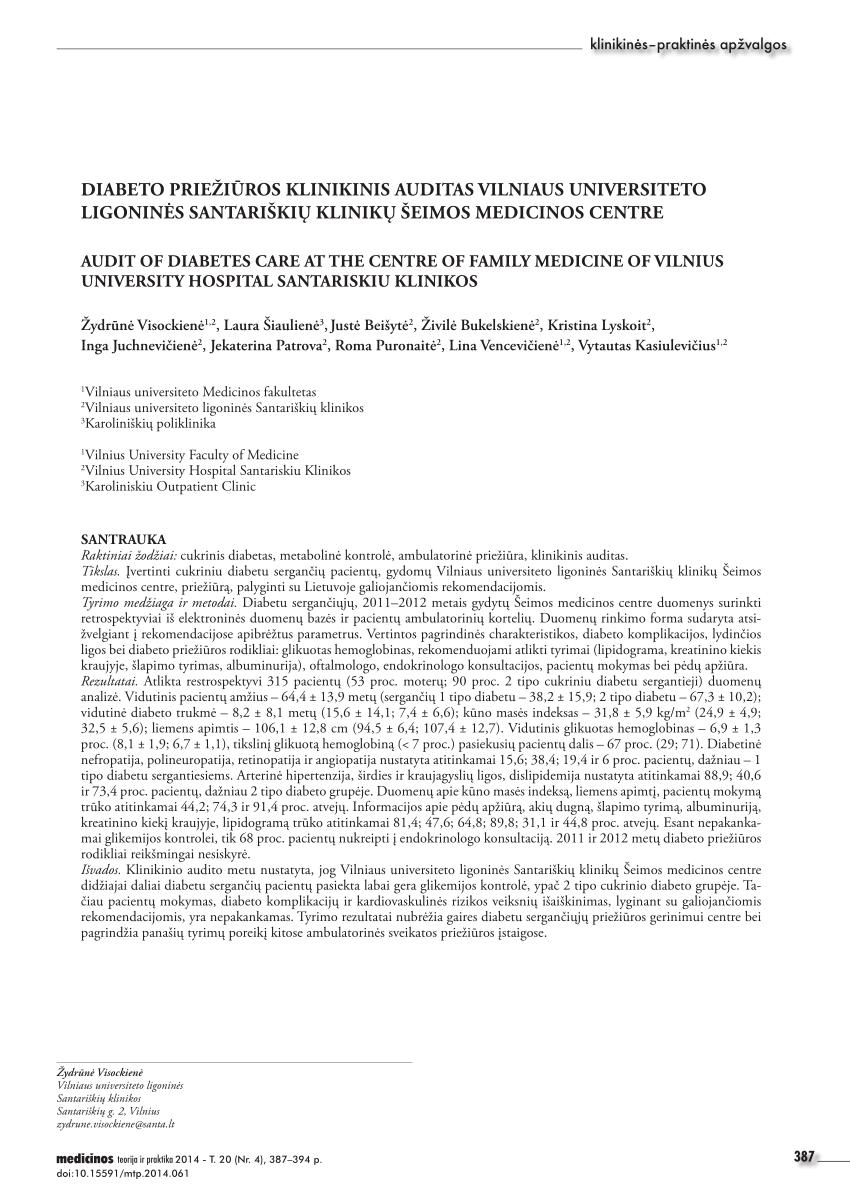 beta adrenoblokatoriai hipertenzijai sergant cukriniu diabetu)