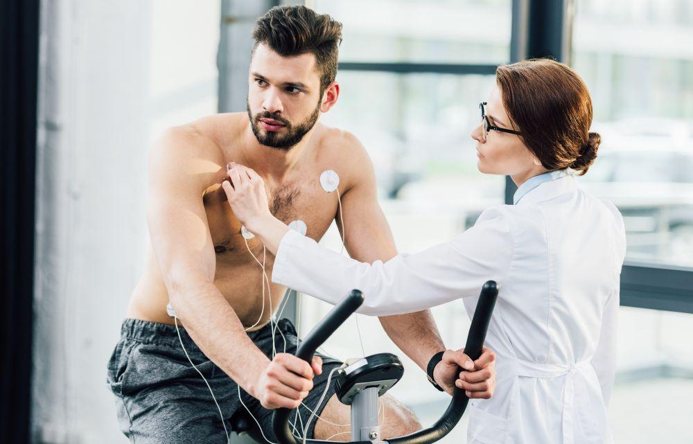 su hipertenzija, sportas)