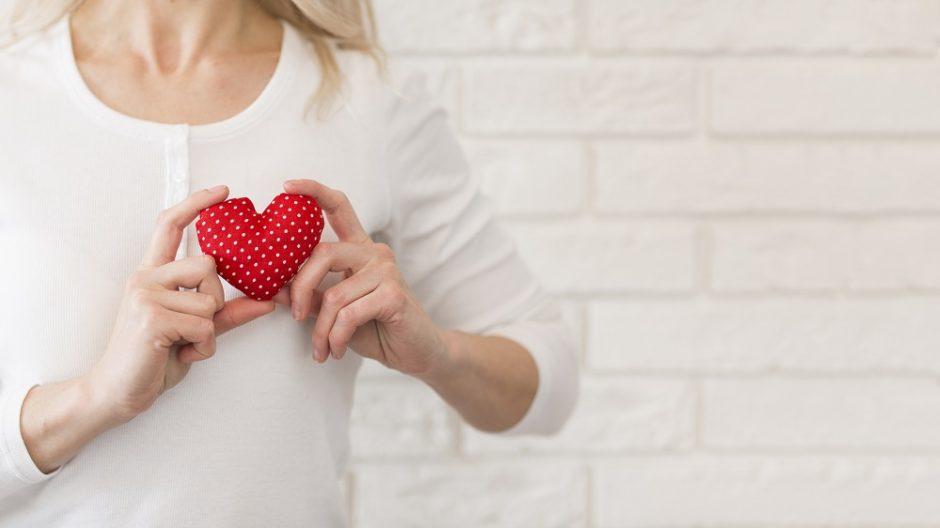 vitaminas širdies sveikata hipertenzija hemoglobino kiekiui sumažinti
