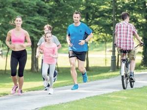 kaip pradėti bėgti su hipertenzija