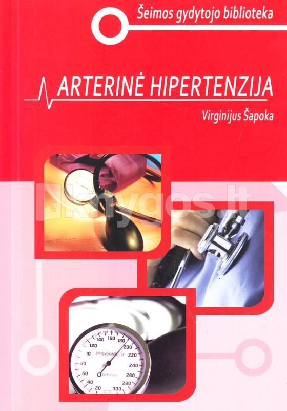 Evdokimenko knyga apie hipertenziją
