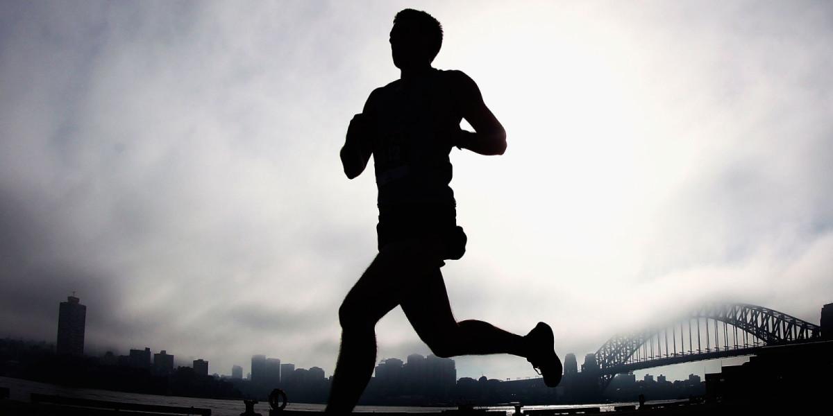 pradėti bėgti su hipertenzija