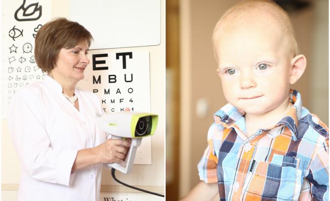 Du žvilgsniai į glaukomą: – gydytojo patirtis (I)