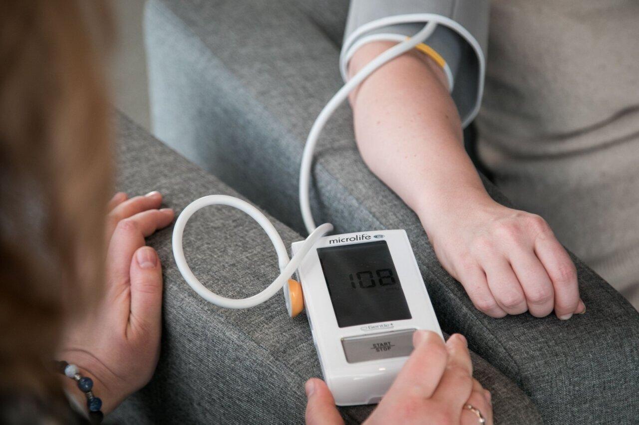 tv apie svarbiausią dalyką apie hipertenziją