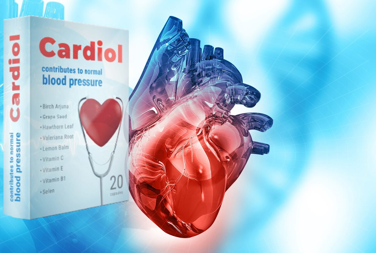 ardžuna širdies sveikatai
