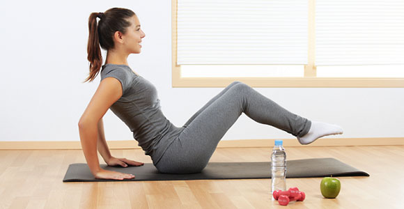 2 minučių pratimai nuo širdies ligų ir diabeto