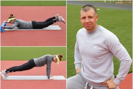 hipertenzijos tipų treniruotės)