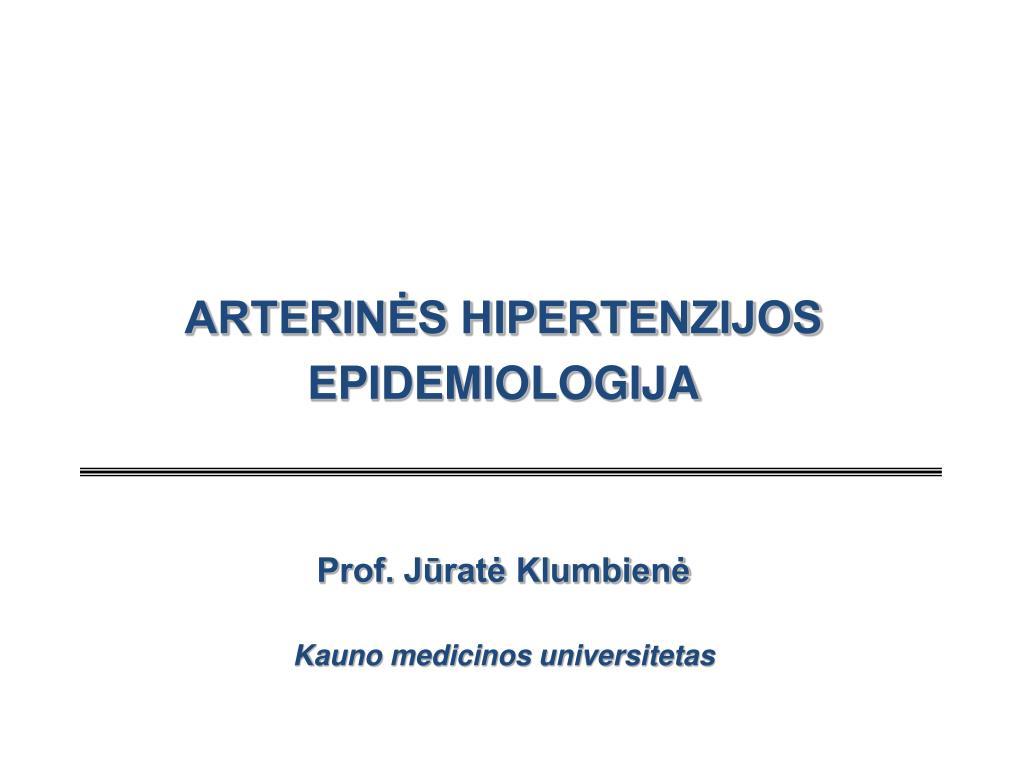 medicinos centro hipertenzija)