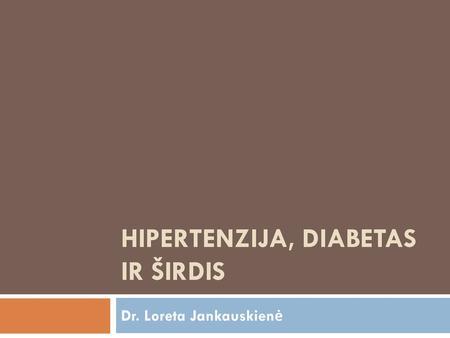 hipertenzija ir lokys kraujo leidimas dėl hipertenzijos