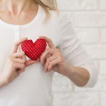 blogos širdies sveikatos simptomai