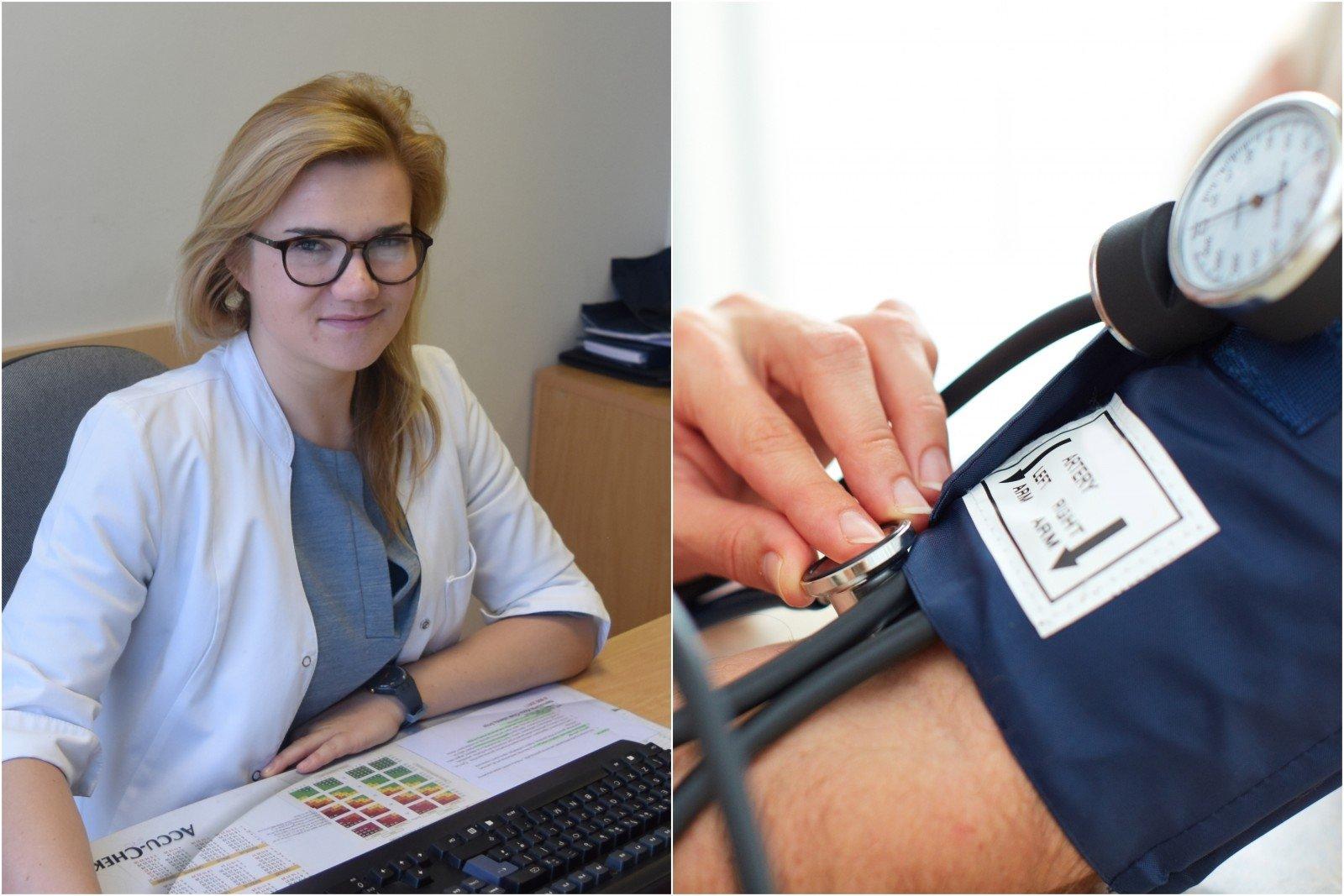 padėti išgydyti hipertenziją)