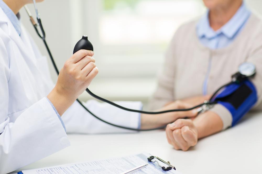 kraujagyslių, sergančių hipotenzija ir hipertenzija