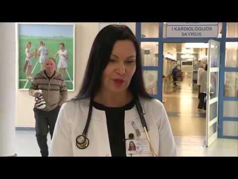 hipertenzija ir sąmonės praradimas)