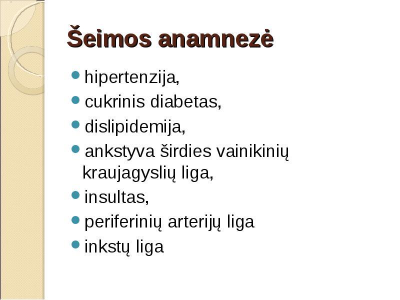 indai nuo hipertenzijos ir cukrinio diabeto)