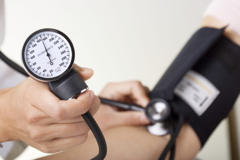 plaučių hipertenzija ir hipertenzija
