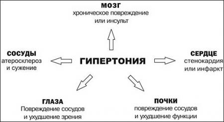 hipertenzija gydymas liaudies gynimo)