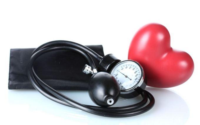 hipertenzijos išeminė liga