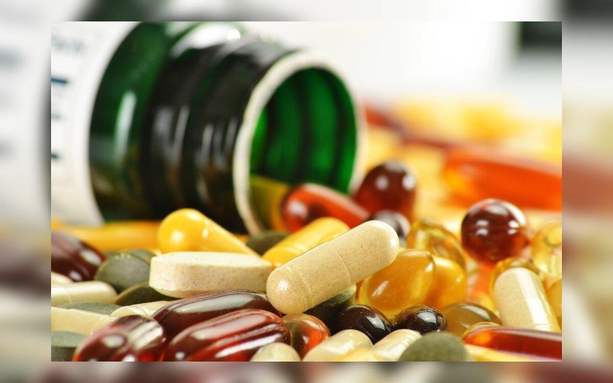 Vitaminai vyrams