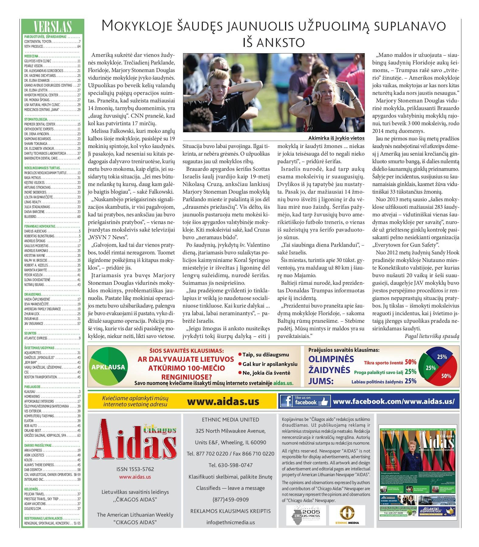 laikraščio straipsnis apie hipertenziją