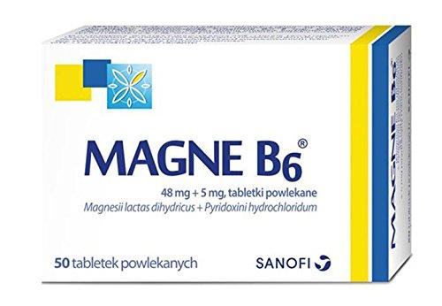 Magne B6 nėštumo metu