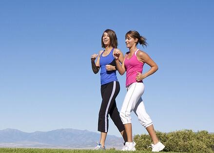 nuo hipertenzijos, kuri yra geriau bėgimas ar vaikščiojimas