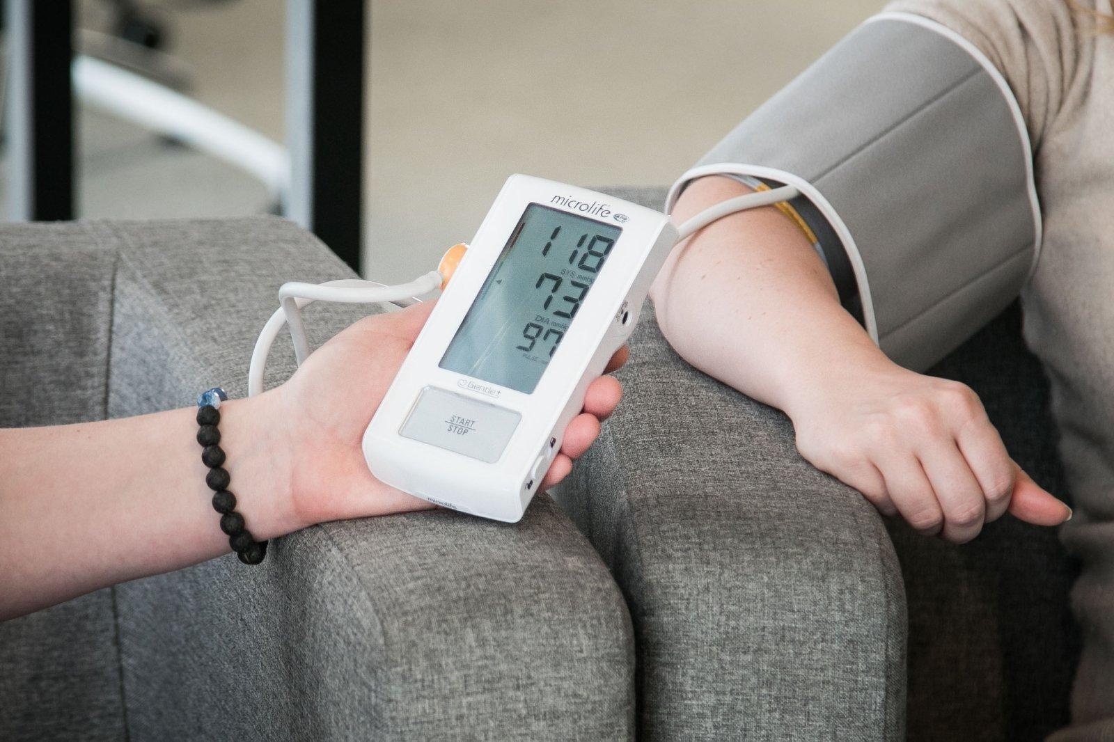 Kaip greitai sumažinti spaudimą namuose? - Distonija November