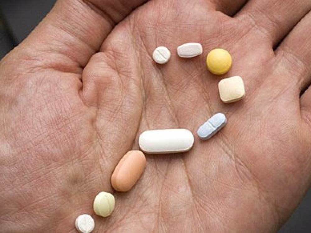 triada vaistų nuo hipertenzijos