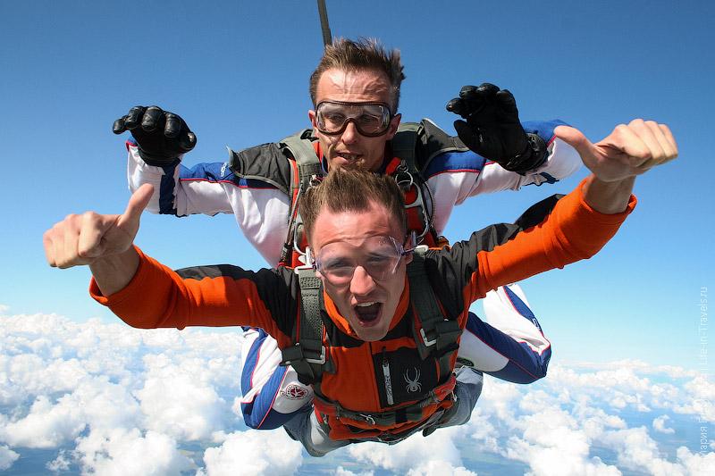šuolis parašiutu su hipertenzija ženklai. hipertenzija