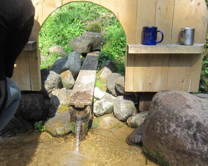 vandens, skirto hipertenzijai gydyti